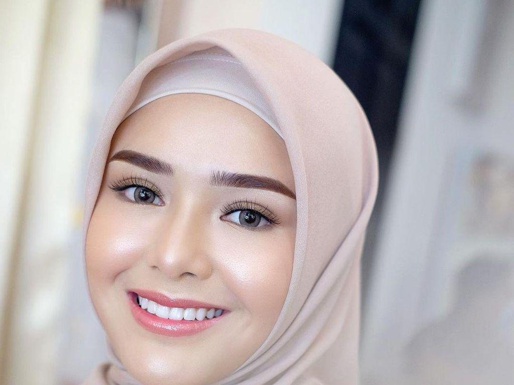 Amanda Manopo Banjir Pujian Tampil Memakai Hijab, Ini Kata Periasnya