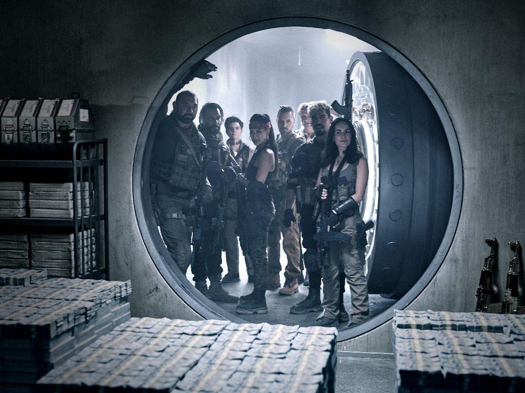 Army of The Dead, Zack Snyder Bersenang-senang dengan Zombie