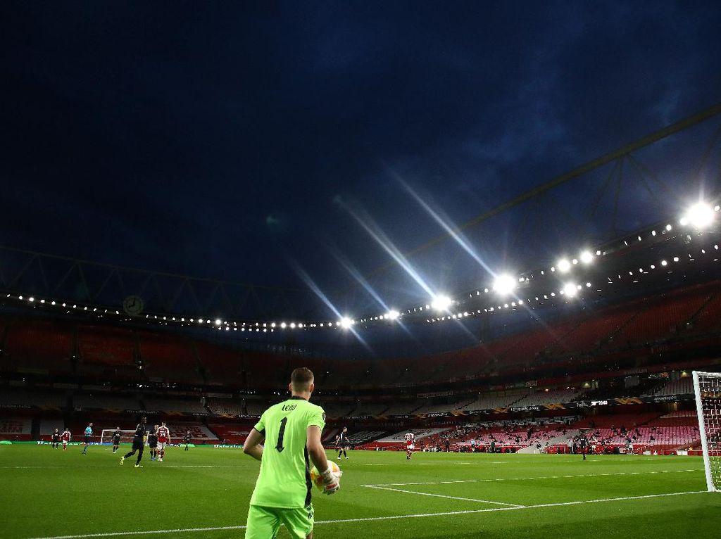 Slavia Praha Vs Arsenal: Tekad The Gunners Menjaga Asa di Eropa