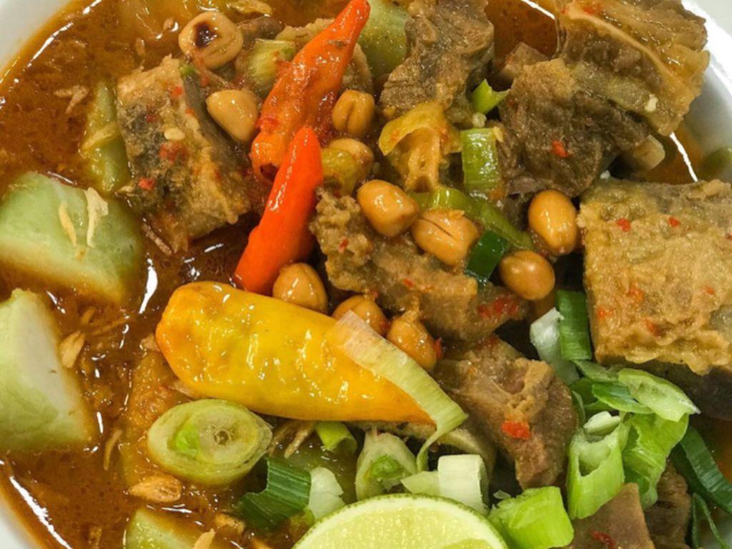 Masak Masak : Coto Makassar yang Kuahnya Gurih Mantap
