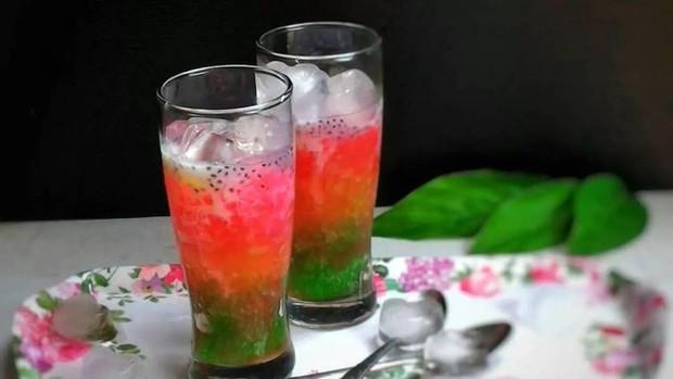 Es Air Mata Pengantin asal Riau.