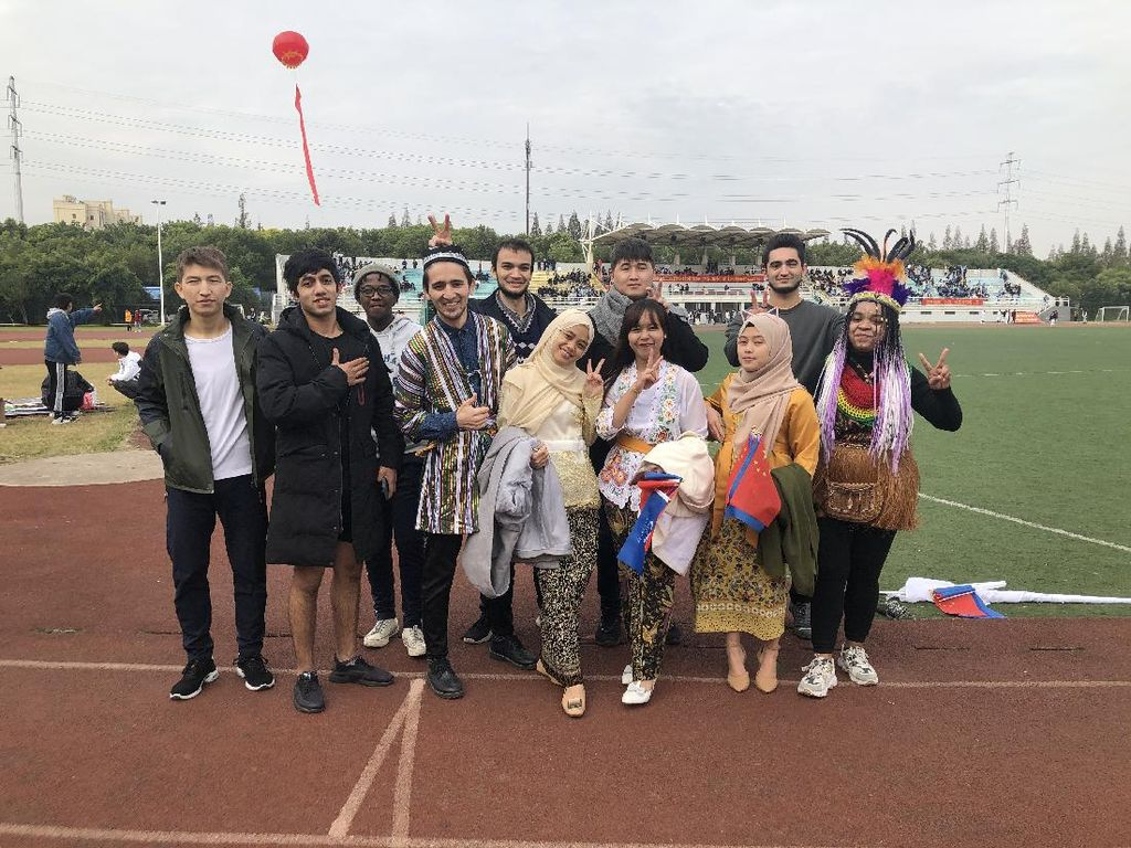 Kisah Puasa Mahasiswa Indonesia di China : Sahur dan Buka Bersama di Asrama