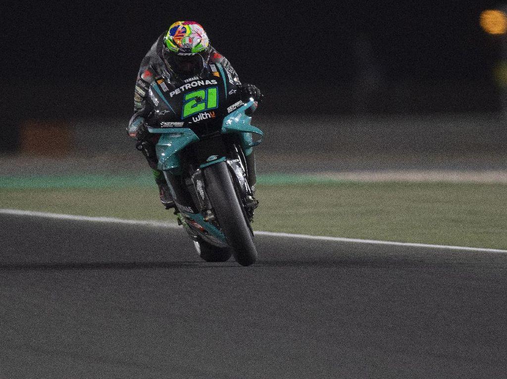 Morbidelli Tercepat Ketiga tapi Yamaha Kalah Telak di Trek Lurus