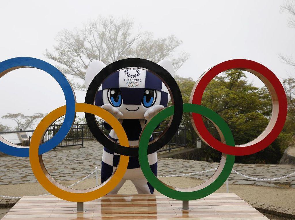 Jokowi Teken Keppres Pencalonan Olimpiade 2032, Wapres Ketua Tim Pengarah