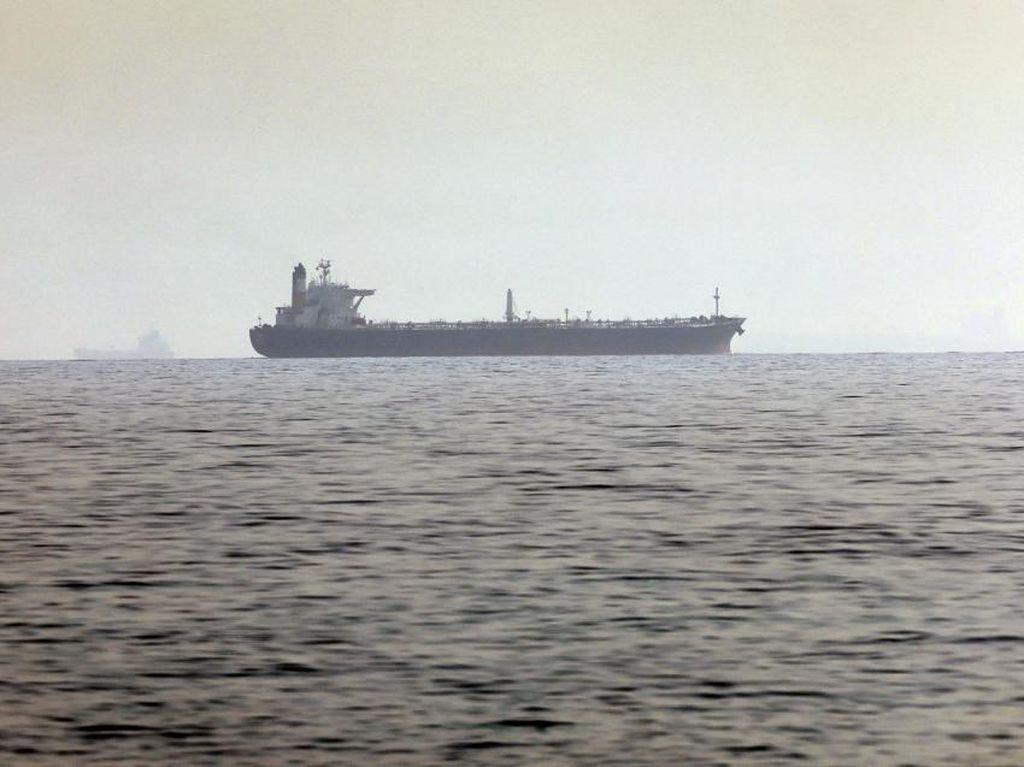 Kapal Israel Diserang di Perairan Teluk, Iran Disalahkan