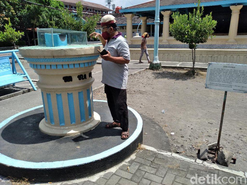 Mengenal Jam Istiwak Masjid Agung Surakarta, Dibangun Era PB VIII