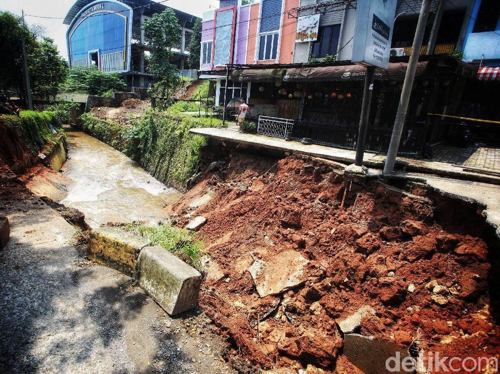 Anggarkan Rp 7 M, Pemkot Depok Baru Perbaiki Jalan GDC Pertengahan Tahun