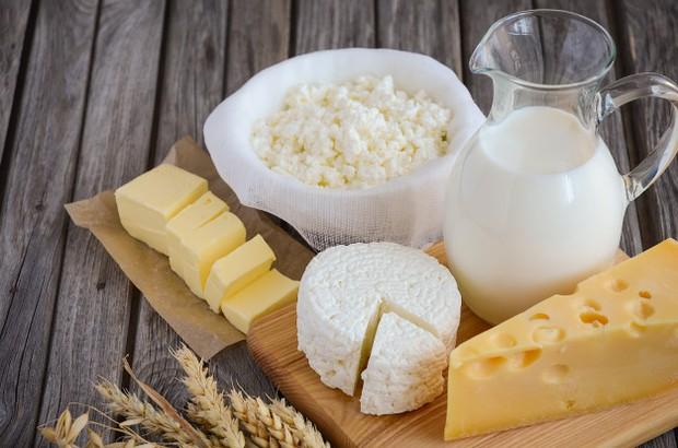 Konsumsi susu dan olahannya secara berlebihan