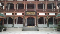 Berkunjung ke Masjid Chengdu, Satu-satunya di Pusat Kota China