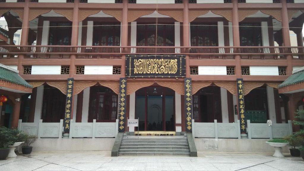 Foto: Masya Allah, Ada Masjid Secantik Ini di China