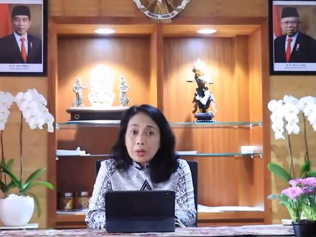 Soroti Selebgram Live Bugil, Menteri PPA Tekankan Pentingnya Literasi Digital