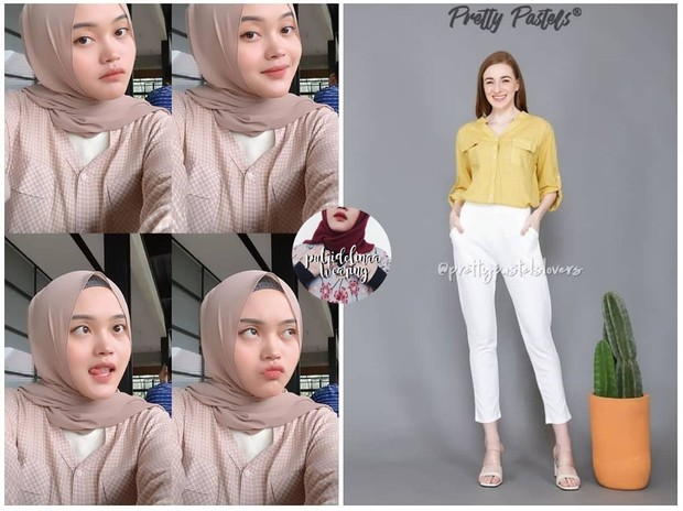 Outfit Putri Delina/instagram.com/putridelinaa_wearing