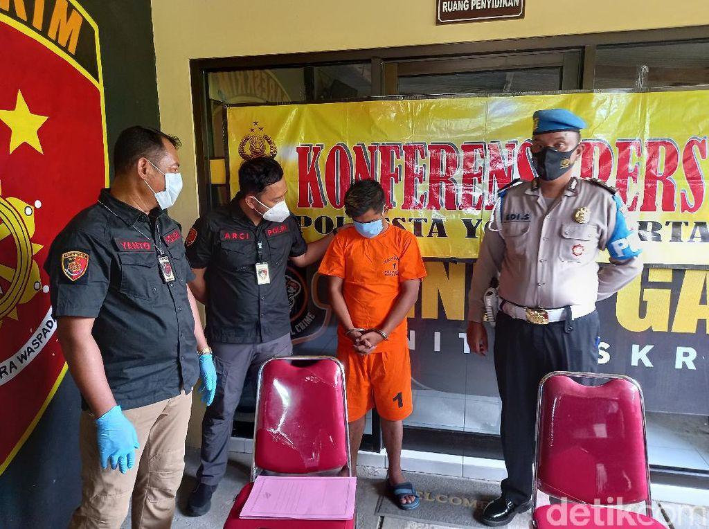 Penjaga Rental Komputer di Yogya Ini Terekam CCTV Cabuli Siswi SMP