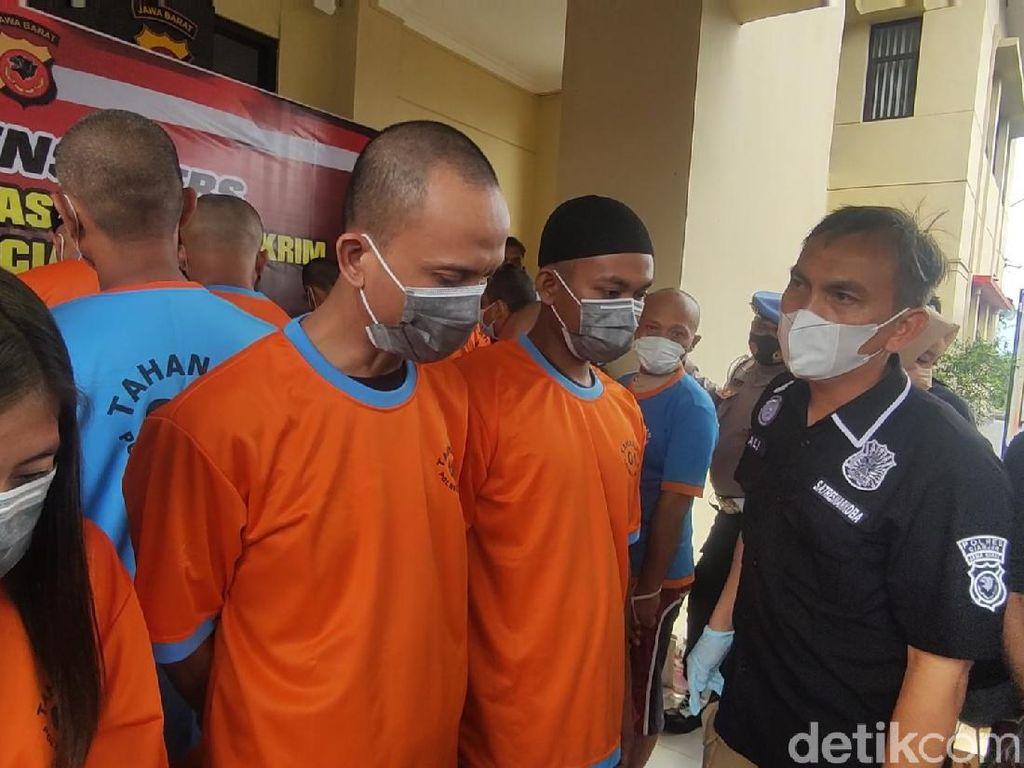 Jabar Banten Hari Ini: Kepsek MTs Nyabu Bareng Pacar Gelap-Puskesmas di Tengah Hutan