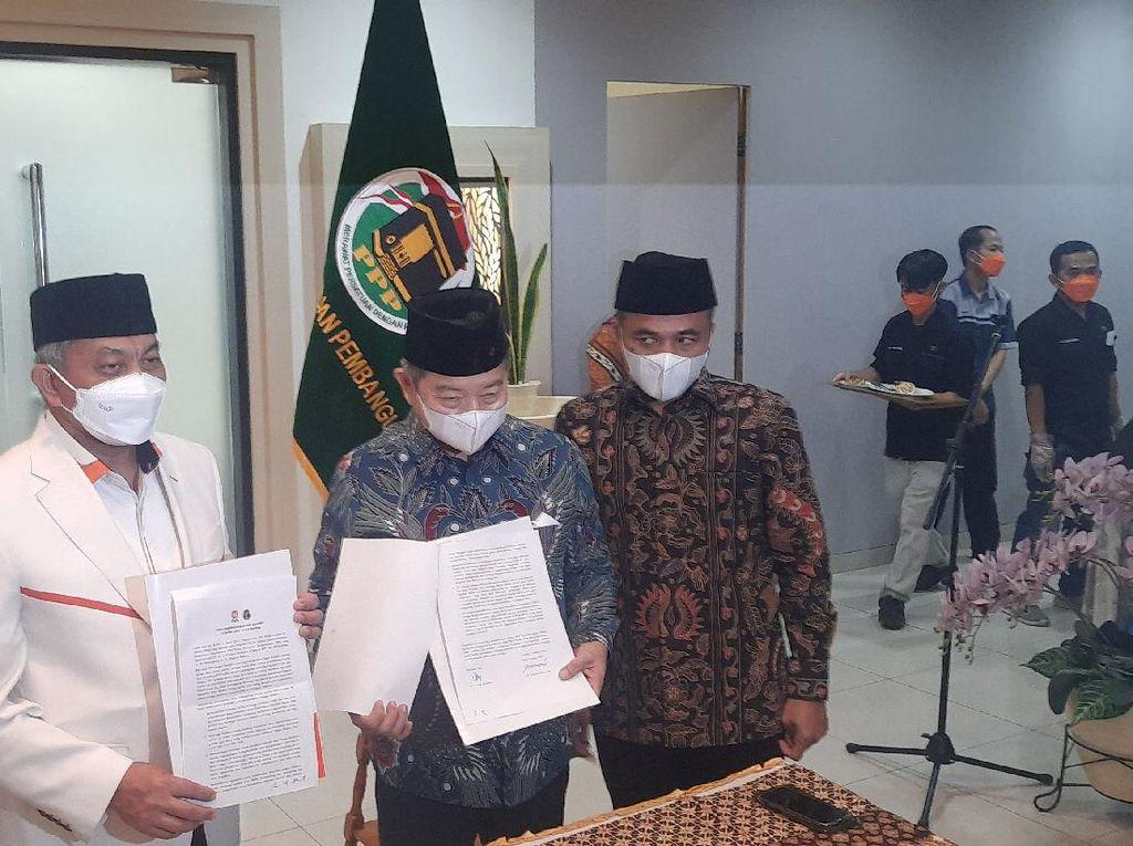 PPP dan PKS Buka Peluang Koalisi Poros Partai Islam