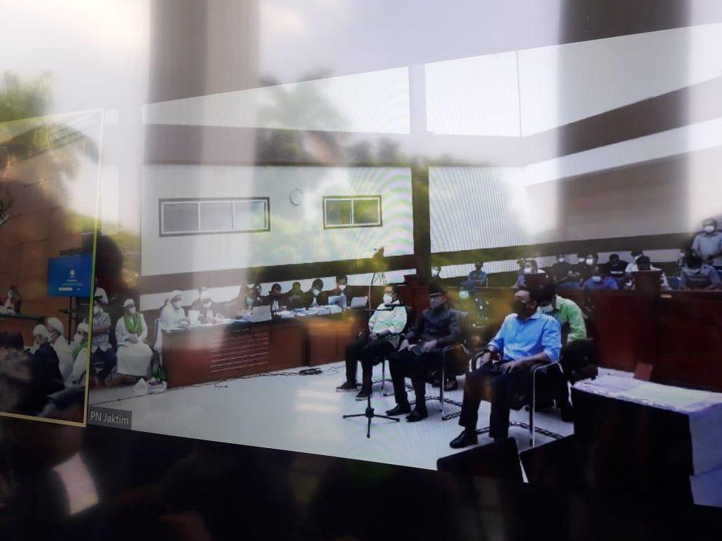 Menantu Ungkap Alasan Sembunyikan Keberadaan Habib Rizieq di RS Ummi