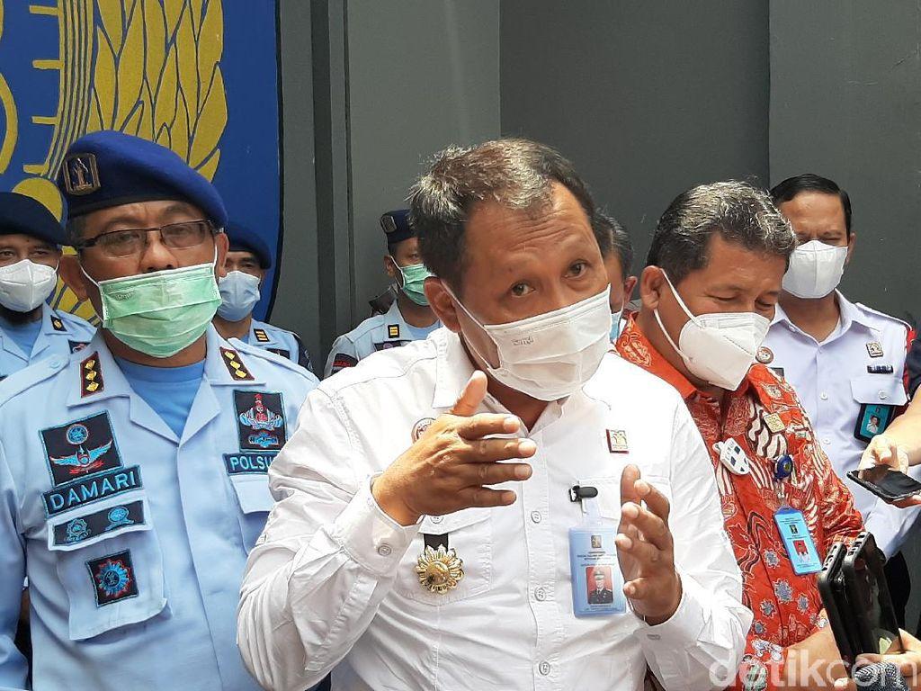 34 Napi Teroris di Lapas Gunung Sindur Ikrar Setia NKRI
