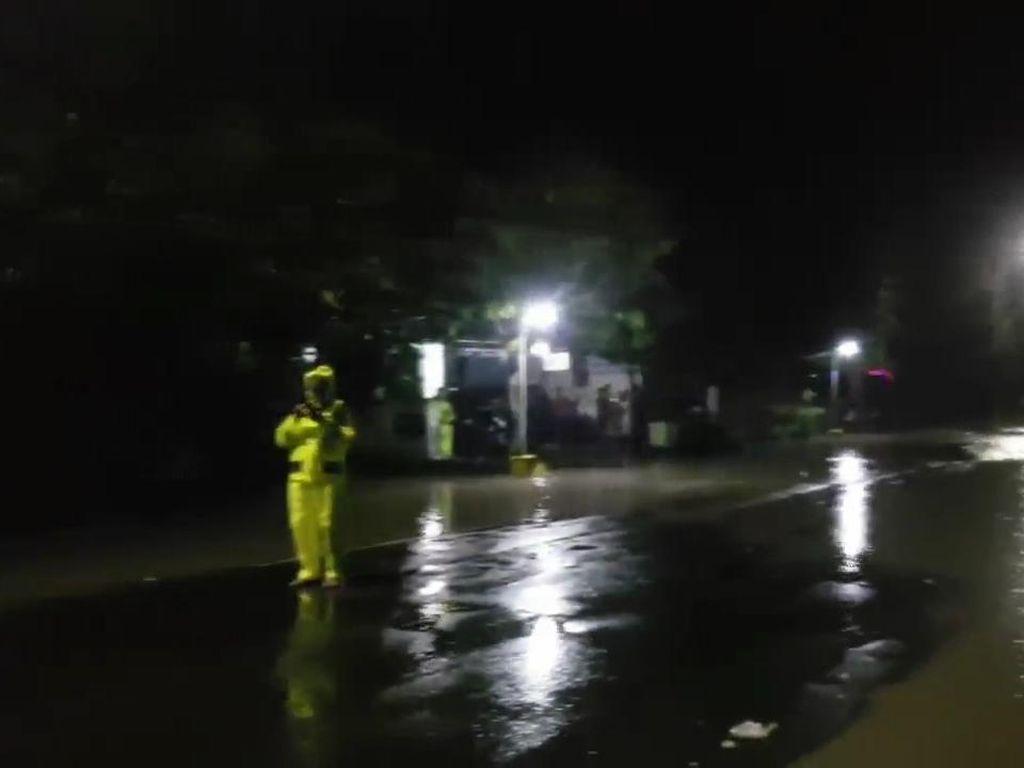 Banjir Saradan Madiun Setinggi 1 Meter Dipicu Hujan Deras Selama 6 Jam