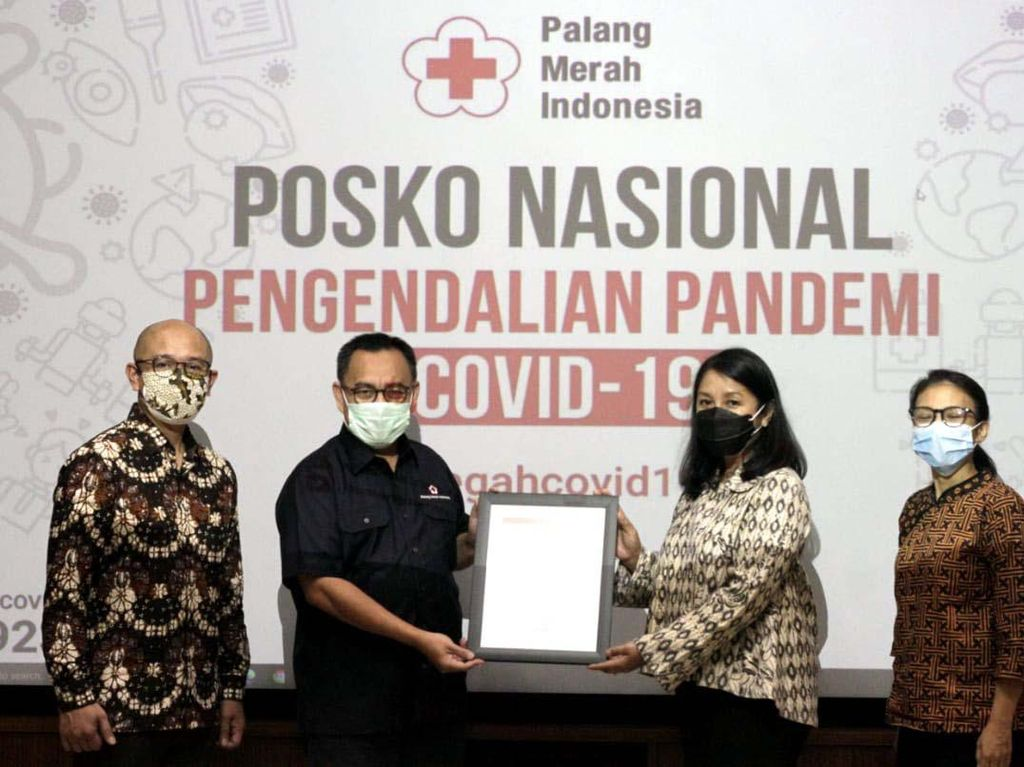 Bantuan untuk Pemulihan Pasca Bencana