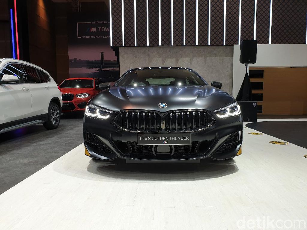 Bukti Orang Indonesia Kaya-kaya, Mobil Miliaran Rupiah Ludes Terjual di IIMS 2021