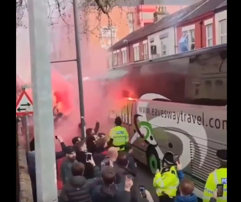 Bus Real Madrid