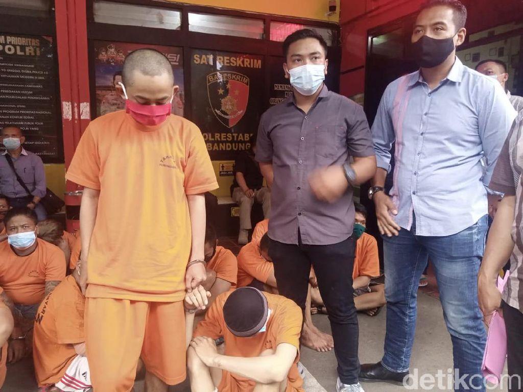 47 Kali Beraksi di Bandung, 2 Pelaku Jambret Dilumpuhkan Polisi