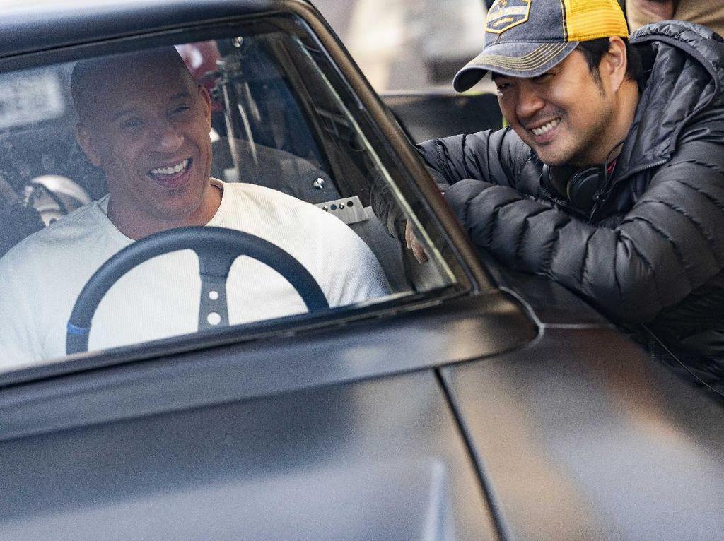 Vin Diesel Ternganga saat Dengar Ide Gila Fast 9 Buat Balapan di Luar Angkasa