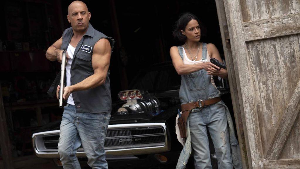 Intip Aksi Vin Diesel dan Kawan-kawan di Fast & Furious 9