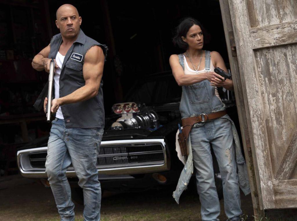 Sutradara Fast & Furious 9 Jawab Rumor Balapan di Luar Angkasa