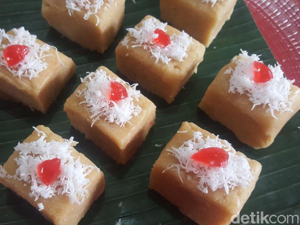 Resep Getuk Singkong Gula Aren yang Legit Empuk