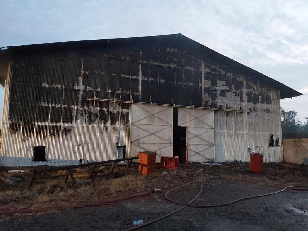 Kronologi Gudang Logistik Pertamina di Aceh Tamiang Terbakar