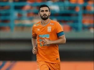 Bek Borneo FC Javlon Guseynov Jalani Ramadhan Ketiga di Indonesia