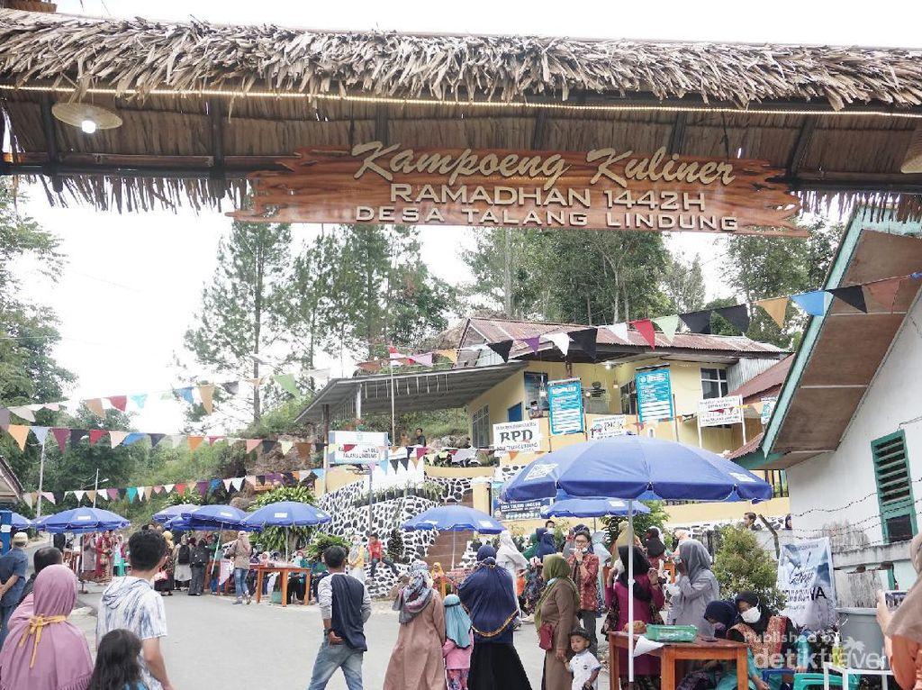 Kampoeng Kuliner Ramadhan Desa Talang Lindung Jambi, Maso Dahin