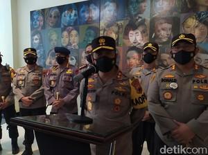 Pemudik Dilarang Masuk! 14 Titik Perbatasan Jateng Dijaga Polisi