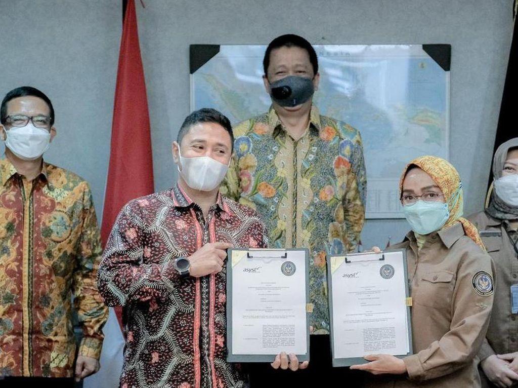 Kemenparekraf-Garuda Indonesia Kembangkan Situs Booking Tiket dan Hotel
