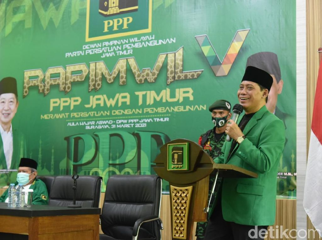 Sambut Baik Poros Islam, PPP Jatim: Targetnya Tidak Hanya Pilpres
