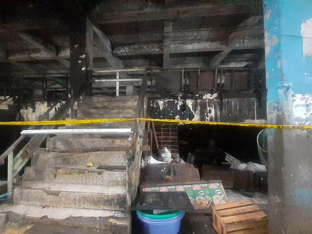 Perbaikan Pasar Minggu Tunggu Investigasi dan Audit Bangunan