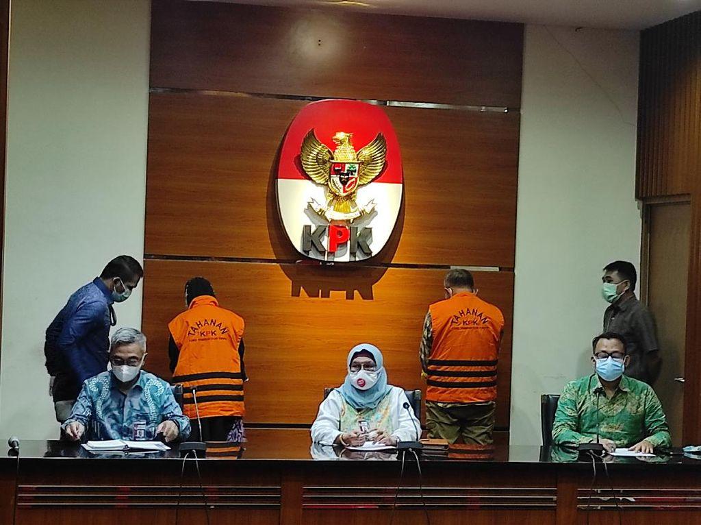 Ini Profil Ade Barkah dan Siti Aisyah yang Jadi Tersangka KPK