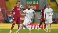 Liverpool Vs Real Madrid 0-0, Los Blancos ke Semifinal