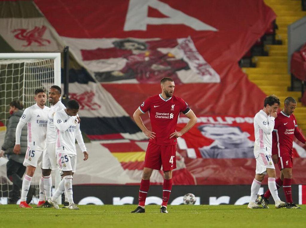Klopp: Liverpool Sudah Tersingkir Sejak Kalah di Madrid