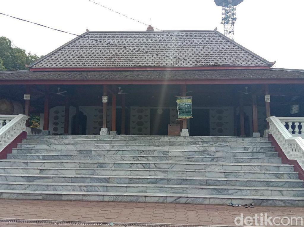 Masjid Kuno di Mantingan Jepara Ini Konon Dibangun Arsitek Cina