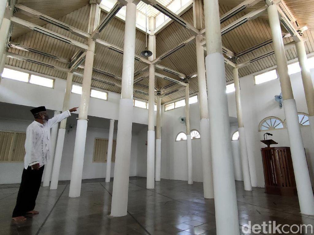 Masjid Trayu Kulon Progo Sudah Berusia 3 Abad, Selalu Dijaga 7 Abdi Dalem