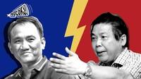PD Vs PDIP soal Isu Dikhianati Jokowi