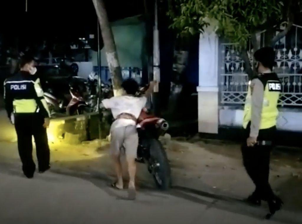 Polres Sidrap Amankan 14 Motor Balap Liar, Dikembalikan Usai Ramadhan