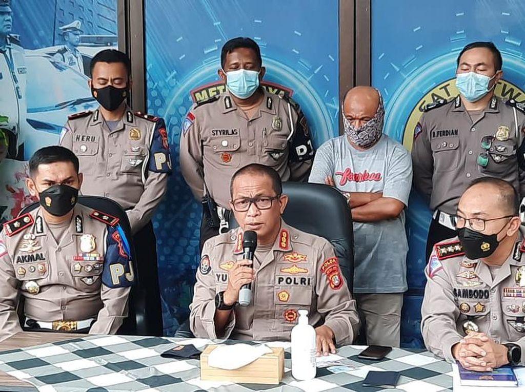Derek Liar yang Todong Pemobil di Halim Bodong Luar Dalam