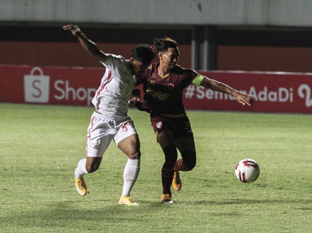 Piala Menpora 2021: Hadapi Persija, PSM Incar Gol Cepat