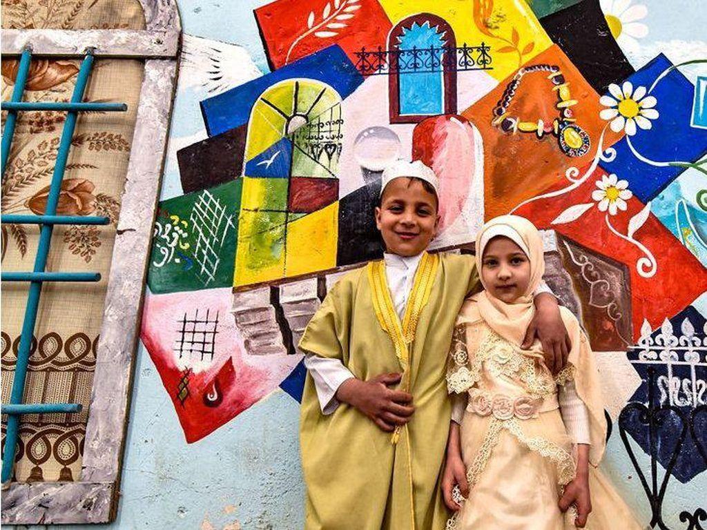 Suasana Ramadhan di Masjid al-Aqsa, Bosnia dan Belahan Dunia Lainnya