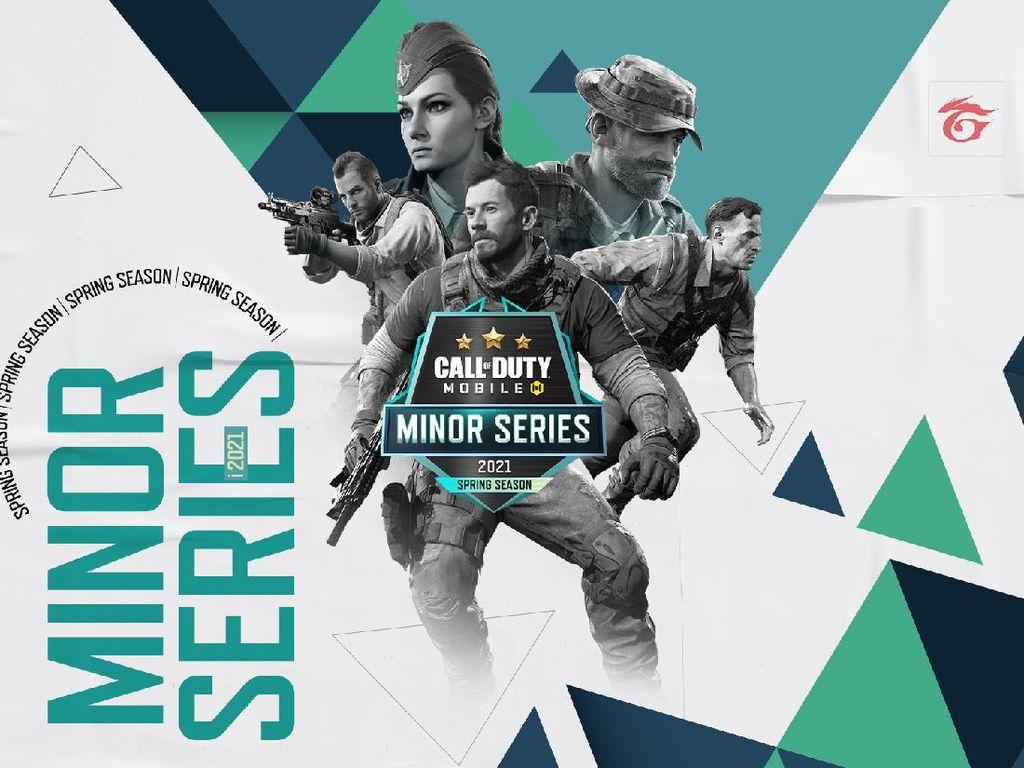 Yuk Daftar! Registrasi Minor Series Spring Season Call of Duty Dibuka