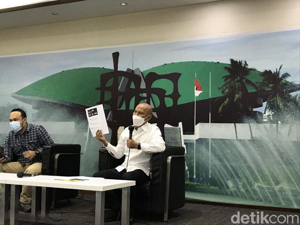 Ketua Banggar DPR Bantah Viral Bagi Duit Bikin Kerumunan di Sumenep