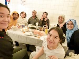 Kisah Puasa Mahasiswa RI di Belgia: Kenalkan Islam di Tanah Eropa